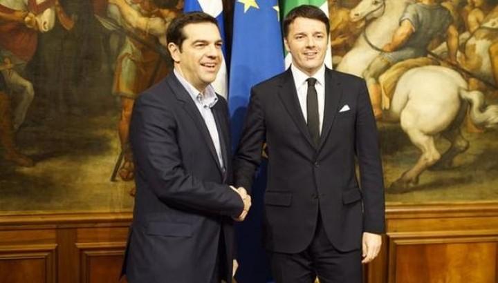 Τσίπρας: «Αρκετοί διχασμοί υπάρχουν στην Ευρώπη. Δεν θα δημιουργήσουμε έναν ακόμη»