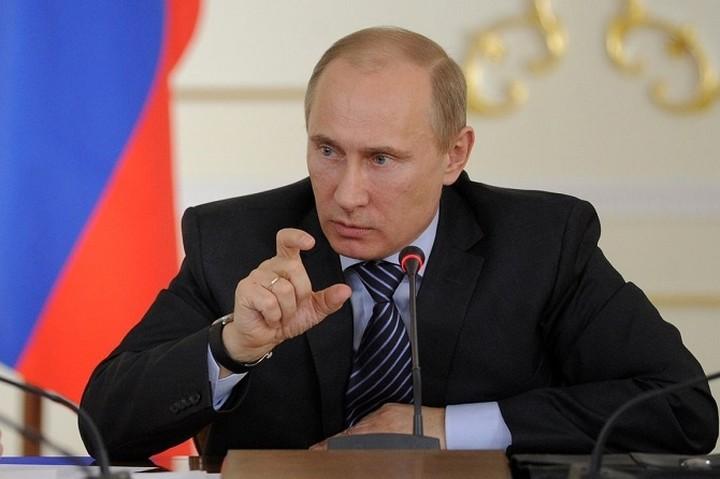 Θερμά λόγια από Πούτιν: Πρωθυπουργός με φρέσκες ιδέες ο Αλέξης Τσίπρας