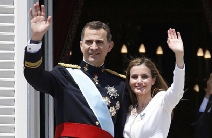 Ισπανία: Μείωση μισθού έκανε στον εαυτό του...ο βασιλιάς Φίλιππος Στ'