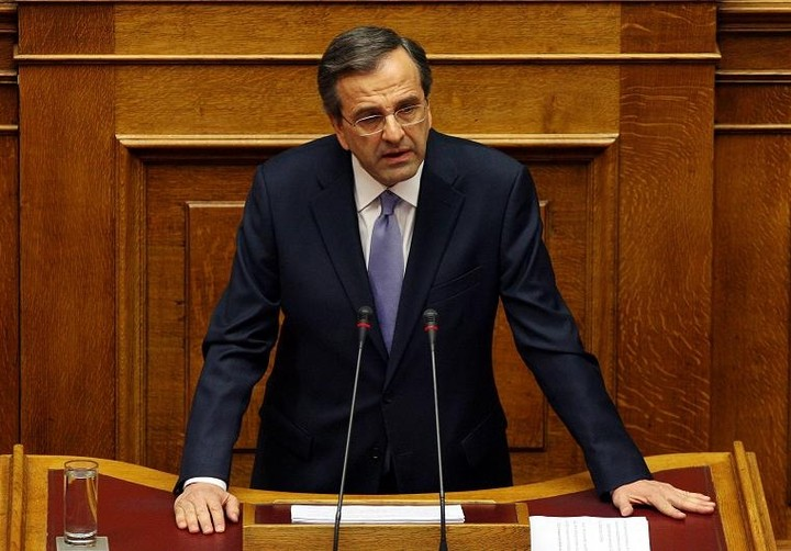 A. Σαμαράς: Η κυβέρνηση κάνει κωλοτούμπα - Ο ΣΥΡΙΖΑ θα φέρει νέο μνημόνιο