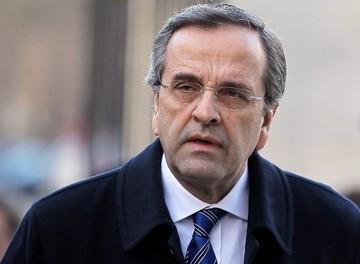 Ο Αντώνης Σαμαράς στις Βρυξέλλες για τη Σύνοδο Κορυφής του ΕΛΚ