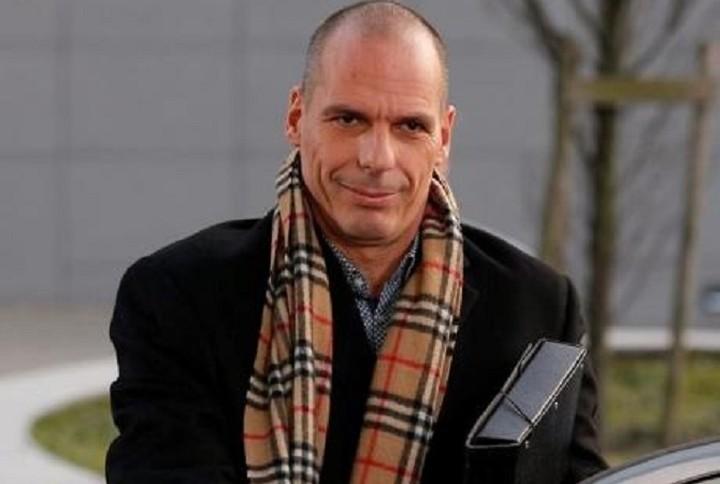 Bloomberg: Τι είπε ο Βαρουφάκης πίσω από τις κλειστές πόρτες του Eurogroup
