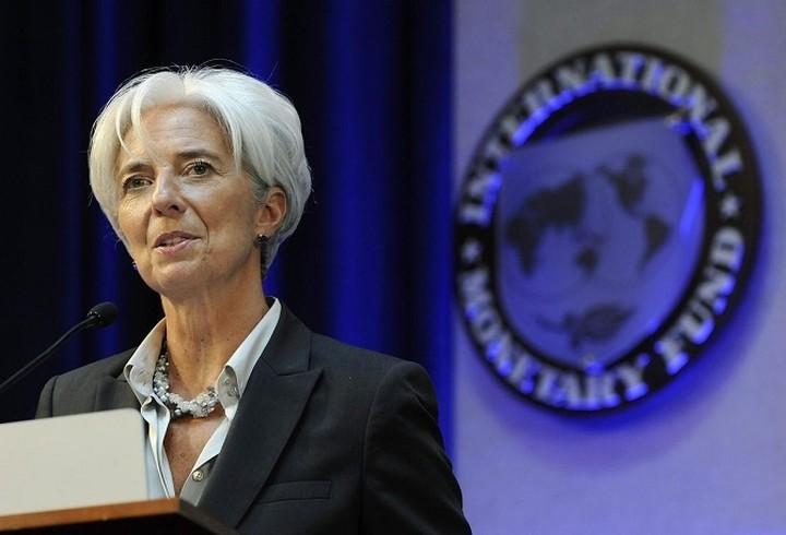 Δήλωση Λαγκάρντ: Το ΔΝΤ δίνει 17,5 δισ. δολάρια στην Ουκρανία