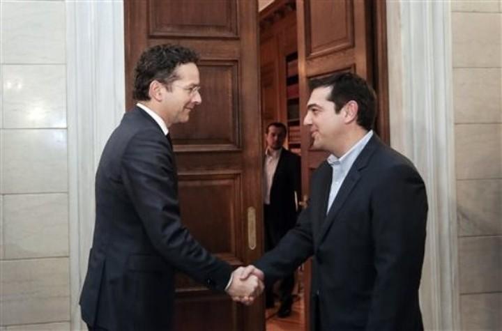 Η συμφωνία Τσίπρα-Ντάισελμπλουμ για συνεργασία σε τεχνικό επίπεδο