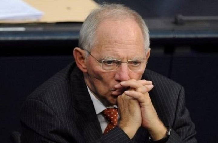 Σόιμπλε: Δεν είμαι αισιόδοξος για συμφωνία με την Ελλάδα σήμερα