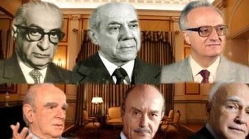 Οι πρόεδροι της Δημοκρατίας από το '74