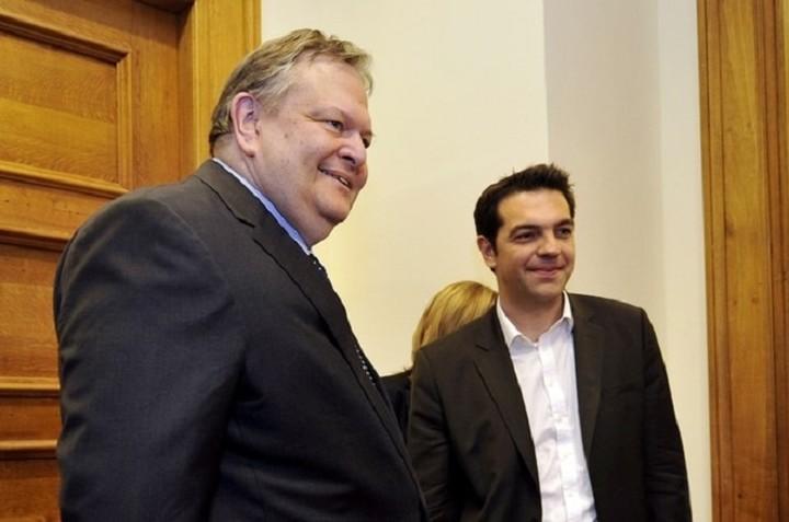 Συνάντηση Τσίπρα - Βενιζέλου: Συσπείρωση στη διαπραγμάτευση με την Ευρώπη
