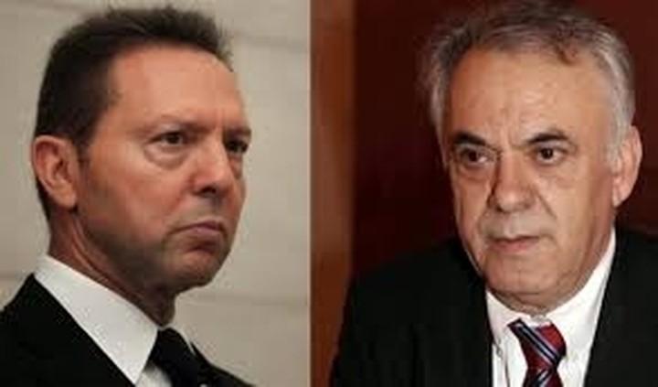 """Γ. Στουρνάρας:""""Είμαστε υπό έλεγχο με τις εκροές καταθέσεων """"- Γ. Δραγασάκης: Ελπίδα για συμφωνία"""
