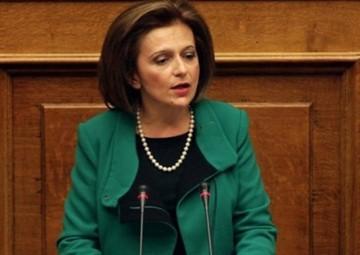 Μ.Χρυσοβελώνη:Βιάστηκε ο Σόιμπλε να τοποθετηθεί αρνητικά στην ελληνική πρόταση