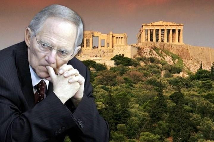 """Προκλητική η Bild: «Σόιμπλε σ' ευχαριστούμε για το """"όχι"""" στους χρεοκοπημένους Έλληνες»"""