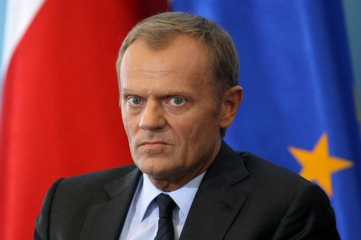 Ο Donald Tusk είχε συζήτηση με Τσίπρα, Merkel, Dijsselbloem