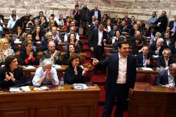 Χωρισμένη σε δύο μέτωπα η Πολιτική Γραμματεία του ΣΥΡΙΖΑ