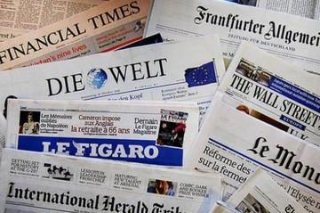 Πως σχολιάζει ο ξένος τύπος την χθεσινή συμφωνία στο Eurogroup