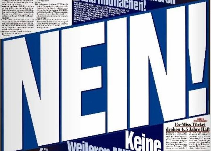 """Τι απαντούν οι Γερμανοί δημοσιογράφοι στην """"ανθελληνική"""" εκστρατεία της BILD"""