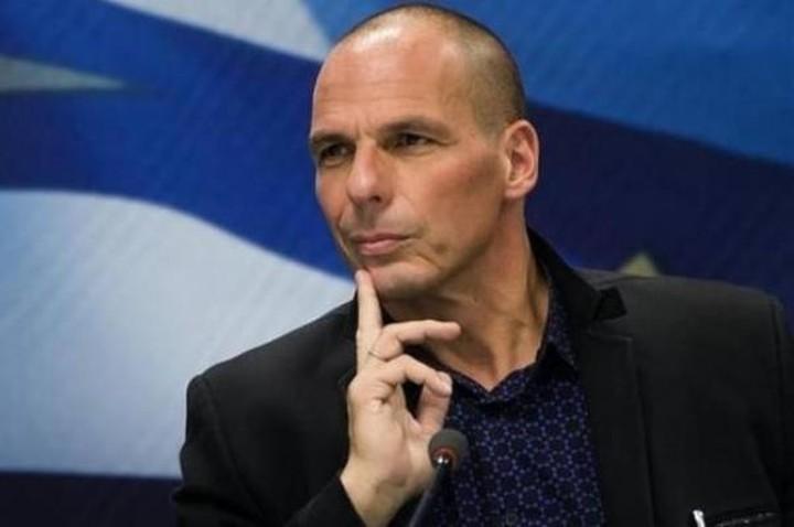 """Γ.Βαρουφάκης :""""Έκτακτος φόρος στους έχοντες,αν χρειαστεί"""""""