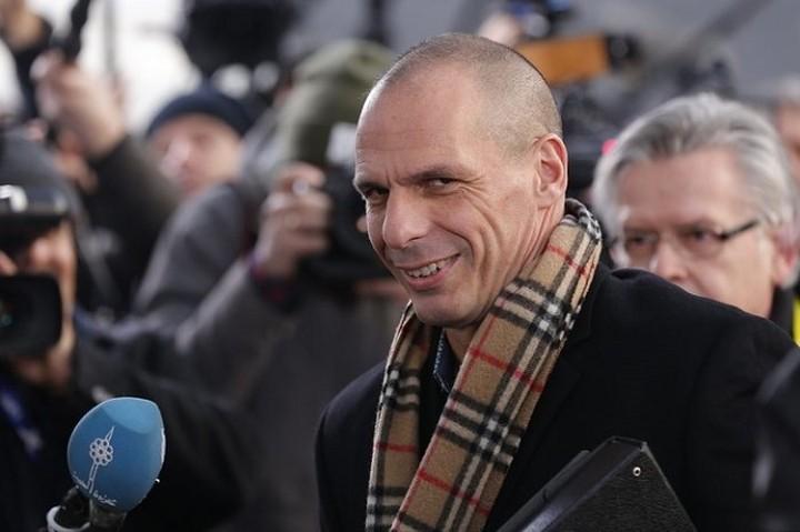 Βαρουφάκης: «Βρώμικη» λέξη το «κούρεμα» για την ΕΕ όπως για την Ελλάδα η «τρόικα»