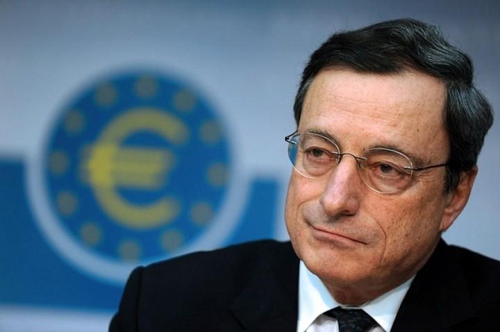 Στην Λευκωσία ο Ντράγκι για την συνεδρίαση της ΕΚΤ
