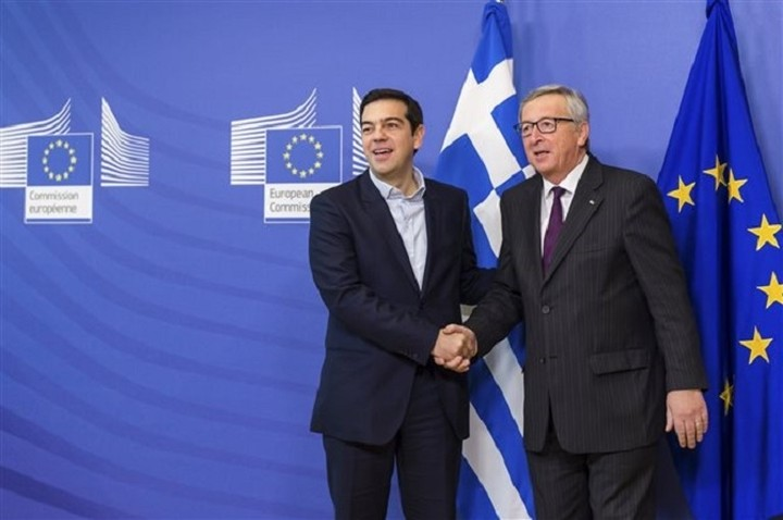 SZ: «Όχι» από Γιούνκερ σε έκτακτη συνάντηση με Αλ.Τσίπρα πριν το Eurogroup