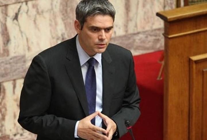 """Καραγκούνης: """"Η αβεβαιότητα πρέπει να τελειώσει, διότι αυτό έχει κόστος για την ελληνική οικονομία"""""""