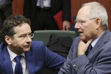 Δηλώσεις Ντάισελμπλουμ - Σόιμπλε λίγο πριν το Eurogroup