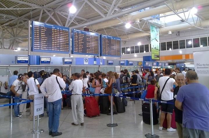 Αύξηση της επιβατικής κίνησης σε όλα τα αεροδρόμια της χώρας το Φεβρουάριο
