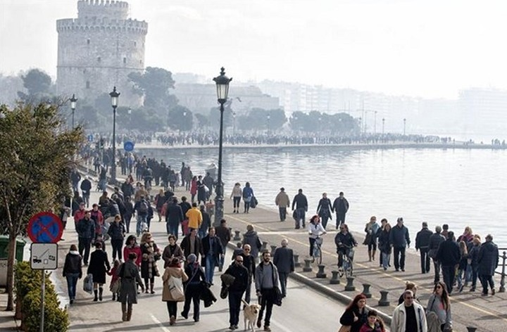 Αυτό θα είναι το πασχαλινό ωράριο των καταστημάτων στη Θεσσαλονίκη (Πίνακας)