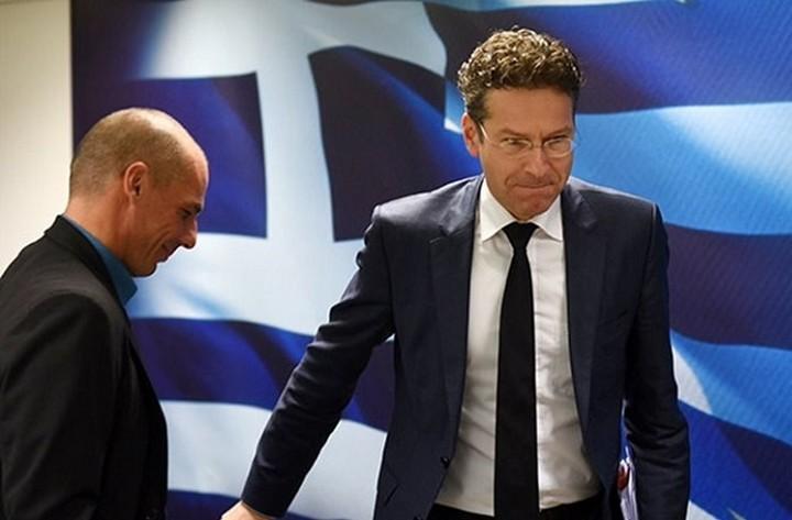Βόμβα Ντάισελμπλουμ: Κανένα πρόβλημα αν η Ελλάδα θέλει να φύγει από το ευρώ