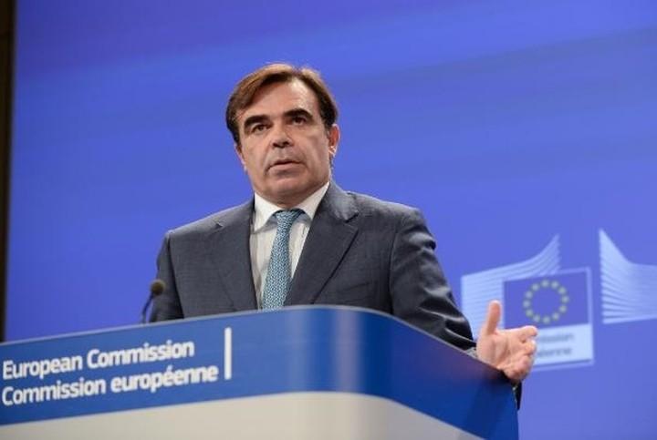 Μ.Σχοινάς:«Η Ευρωπαϊκή Επιτροπή θα έχει στενή συνεργασία με την Ελληνική κυβέρνηση»