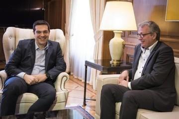 Τσίπρας:«Η ΕΕ πρέπει να αποφασίσει αν θα σεβαστεί τη Δημοκρατία ή θα πάρει το ρίσκο της ανόδου ακροδεξιών δυνάμεων»