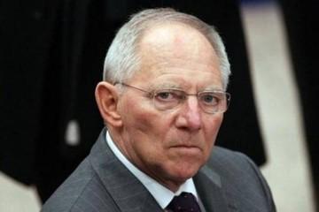 Σόιμπλε:«Η νέα κυβέρνηση κατέστρεψε όλη την εμπιστοσύνη που είχε επιτευχθεί στο παρελθόν»
