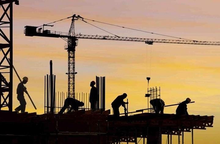 Αυξημένη κατά 11,8% η κατασκευαστική παραγωγή το δ' τρίμηνο 2014