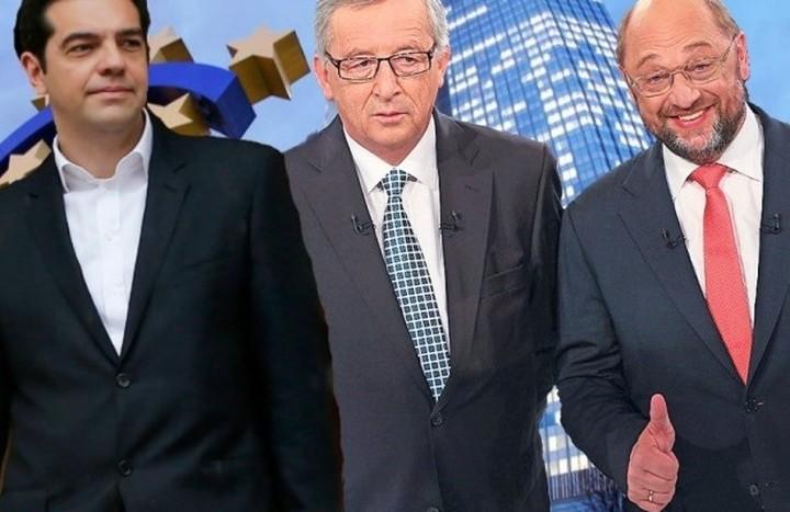 Spiegel:Ο Αλέξης Τσίπρας δεν έστειλε στον Σουλτς και Γιούνκερ την λίστα με τις ιδιωτικοποιήσεις και τις μεταρρυθμίσεις