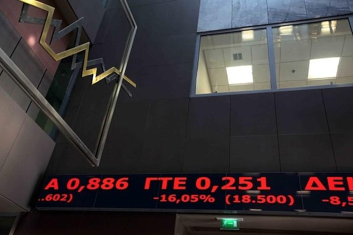 Στις 733,20 μονάδες έκλεισε το χρηματιστήριο Αθηνών