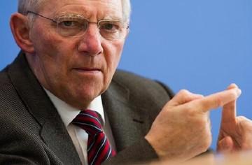Σόιμπλε: Το πρόβλημα της Ελλάδας δεν είναι το χρέος της