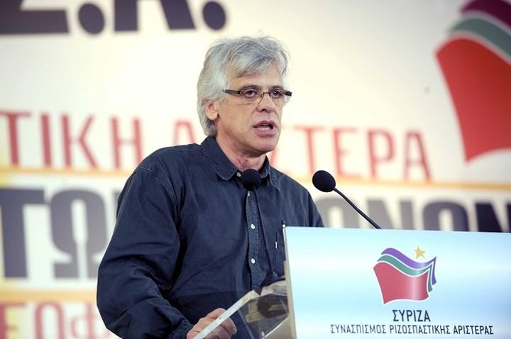 Ο Μηλιός αποχαιρετά τον οικονομικό τομέα του ΣΥΡΙΖΑ