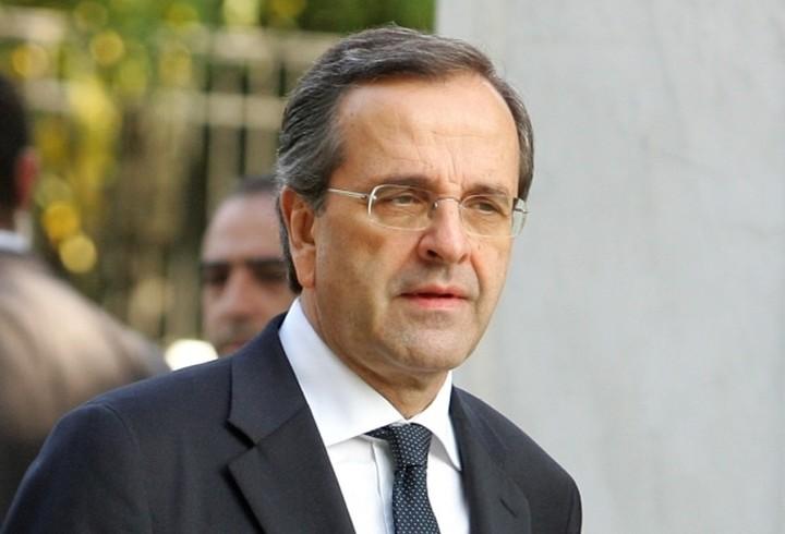 Σαμαράς:«Θα κάνω το παν για να βγει η Ελλάδα από την κρίση και να μείνει στην Ευρώπη»