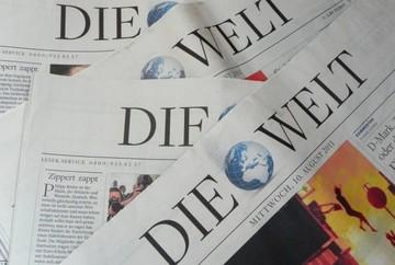 Die Welt: Η κυβέρνηση Τσίπρα δεν αποδέχεται το προηγούμενο πρόγραμμα γι αυτό δεν παρουσιάζει σχέδιο μεταρρυθμίσεων