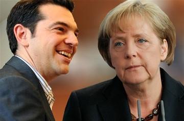 FT: Επιστολή Τσίπρα προς Μέρκελ για κίνδυνο στάσης πληρωμών