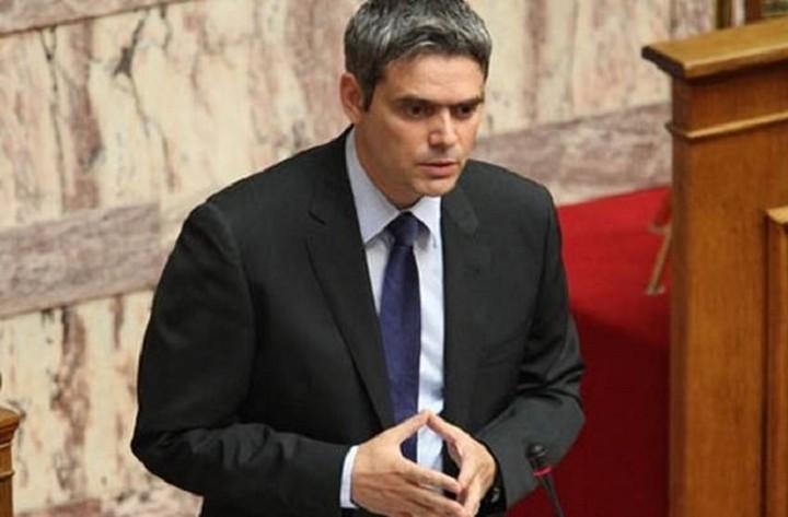 Καραγκούνης: Εμείς βγάζαμε τη χώρα από το μνημόνιο, ο ΣΥΡΙΖΑ επιφυλάσσει νέο μνημόνιο