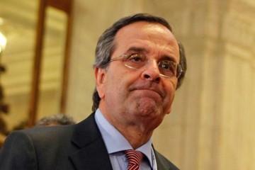 Σαμαράς:«Πρέπει να υπάρξει συμφωνία γρήγορα και όχι πάλι θέατρο δήθεν διαπραγμάτευσης»