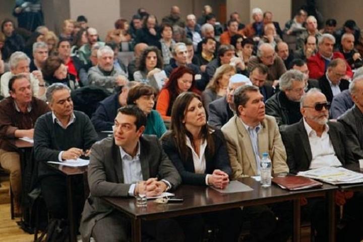 Ρήξη με το νεοφιλελεύθερο μονόδρομο της ευρωζώνης και της ΕΕ θέλει η αριστερή πτέρυγα του ΣΥΡΙΖΑ