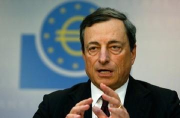 Ντράγκι: Η ΕΚΤ δεν ευθύνεται για τη κρίση