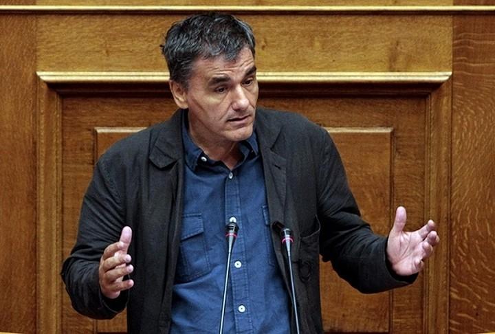 Τσακαλώτος:«Φοροδιαφυγή και είσπραξη φόρων θα φέρουν τα λεφτά για την αλλαγή του ΕΝΦΙΑ»