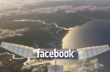 """Το νέο αεροπλάνο """"Facebook"""" που θα πετάει σε κάθε γωνιά του πλανήτη (ΦΩΤΟ)"""