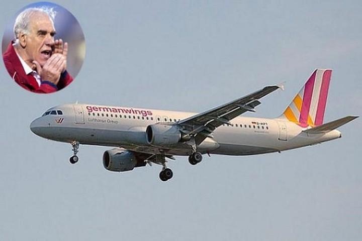 Η πρόταση του Αλέφαντου για να σώνεσαι από πτώση αεροπλάνου!