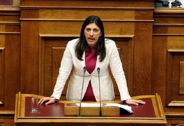 Η Κωσταντοπούλου πρόεδρος στην επιτροπή διεκδίκησης των γερμανικών οφειλών.