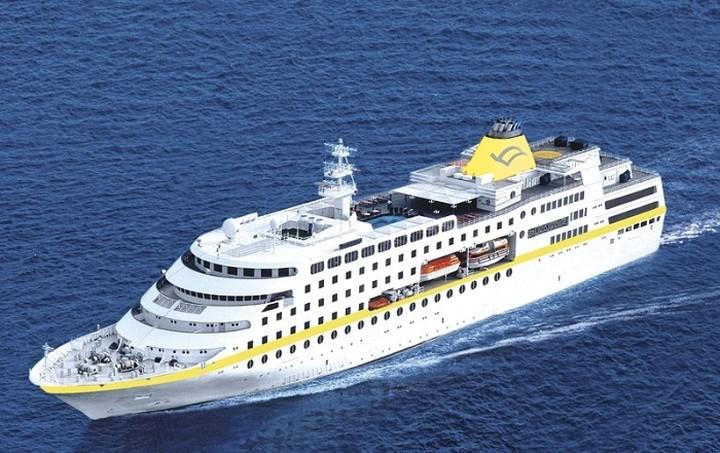 Στην Θεσσαλονίκη το πρώτο κρουαζιερόπλοιο της φετινής σεζόν