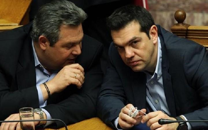 Νέα Δημοσκόπηση: Με το μέρος της συγκυβέρνησης ΣΥΡΙΖΑ-ΑΝΕΛ η κοινή γνώμη