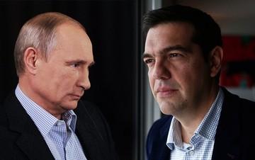 CNBC: Τελευταία ελπίδα της Ελλάδας η Ρωσία;