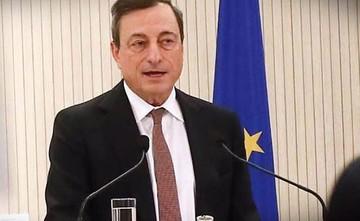 Ντράγκι: Εώς το Σεπτέμβριο του 2016 το πρόγραμμα αγοράς ομολόγων από την ΕΚΤ